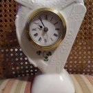 Donegal Harp Clock Parian China  delicias2shop