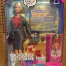 1999 WORKING WOMAN Barbie doll #20548 I REALLY TALK!  delicias2shop
