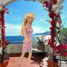 Barbie Doll Dress Pretty In Pink delicias2shop