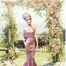 Rose Barbie Pink Mermaid Princess New Unique Handmade Dress  delicias2shop