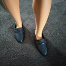 Barbie Ken black loafer casual shoes delicias2shop