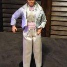 Ken Doll Tuxedo Silver tuxedo Suit  Delicias2shop