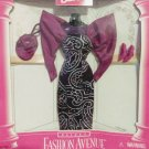 1996 Barbie Deluxe Fashion Avenue Purple Evening Gown Unopened- NRFB xpress2shop