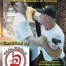 """Weapons Attacks & Disarms"" Survive the Streets, Krav Maga Training Video, DVD"