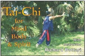 """""""TAI CHI for Mind & Body"""" Made for Seniors, Easy to Follow Exercise DVD"""