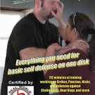 """SIMPLE SELF-DEFENSE"" All you need to know on one disk, Krav Maga Training DVD."
