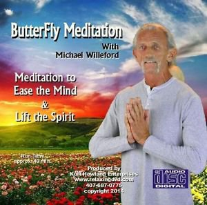 Guided Meditation for Health & Wellness, Eases Mind & Lifts Spirit, Audio CD