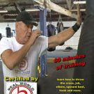 """KO Power Punches & Strikes"" for Boxing, MMA, and Krav Maga training DVD"