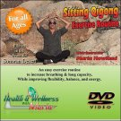 """SITTING QI-GONG DVD"" for All Age Groups, Exercise, Meditation, Relaxation Video"