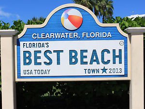 VIRTUAL WALK On CLEARWATER BEACH, Exercise, Relaxation, Travel DVD