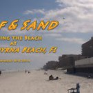 SURF & SAND Treadmill Walk on New Symrna Beach Florida, Exercise, Relaxation DVD