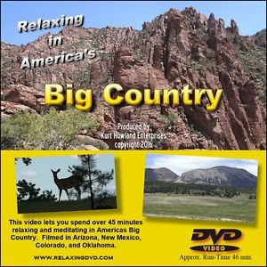 """Relaxing in Americas """"BIG COUNTRY"""" enjoy amazing scenery from Colorado, Oklahoma"""