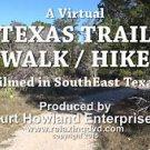 """""""TEXAS TRAIL WALK / HIKE"""" Treadmill, Stair Stepper, Exercise DVD"""