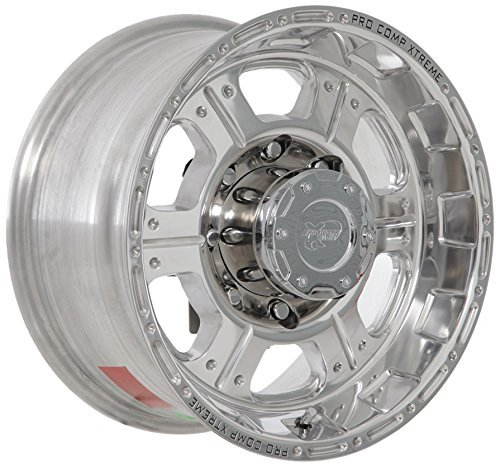 """Pro Comp Alloys Series 89 Wheel with Polished Finish (16x8""""/8x165.1mm)"""