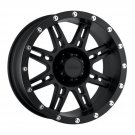 "Pro Comp Alloys Series 31 Wheel with Flat Black Finish (16x8""/6x139.7mm)"