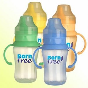 BornFree Drinking  Sippy Cup 9oz.
