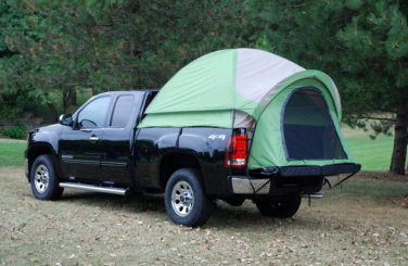 Backroadz 3 Season Full Size Truck Tent w/ RainFly Material