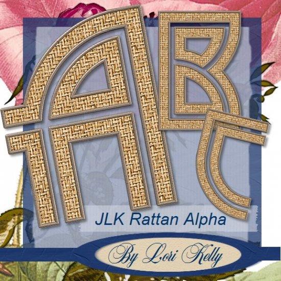 Rattan Alpha - ON SALE!