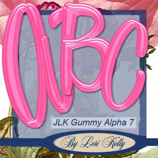 Gummy Alpha 7 - ON SALE!