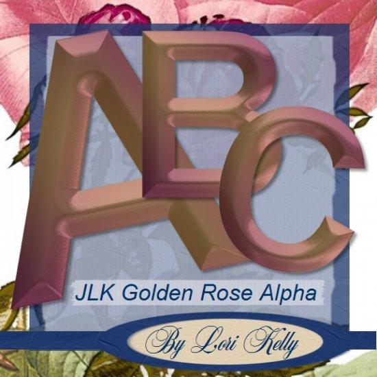 Golden Rose Alpha - ON SALE!