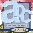 Baby Blue Alpha - ON SALE!