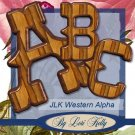 JLK Western Alpha - ON SALE!