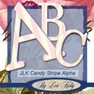 JLK Candy Stripe Alpha - ON SALE!