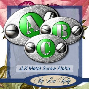 JLK Metal Screw Alpha - ON SALE!