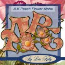 JLK Peach Flower Alpha's - ON SALE!