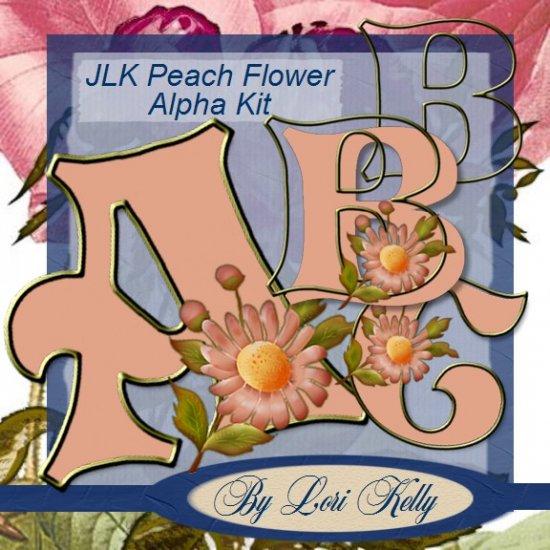 JLK Peach Flower Alpha Kit