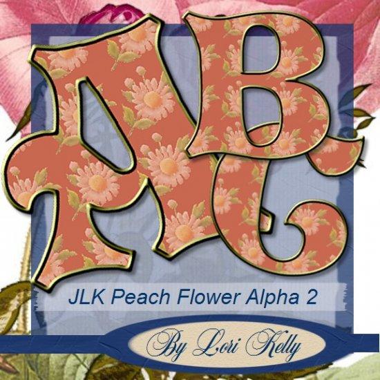 JLK Peach Flower Alpha 2
