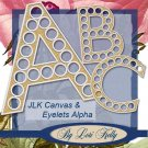 JLK Canvas & Eyelets Alpha - ON SALE!