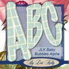 JLK Baby Boy Bubbles Alpha - ON SALE!