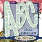 JLK Baby Boy Bubbles Alpha - ON SALE!