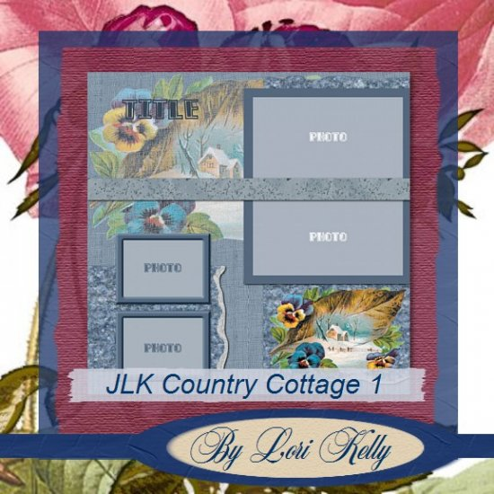 JLK Country Cabin Template