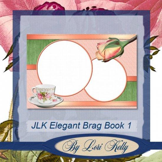 JLK Elegant Brag Book Plopper Template