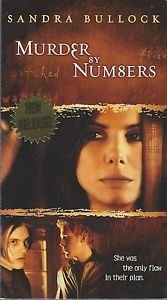 Murder by Numbers (VHS) Sandra Bullock