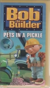 Bob the Builder - Pets in a Pickle (VHS)