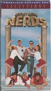 Revenge of the Nerds (VHS)