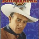 John Wayne Western Adventure (Set of 3 VHS Tapes)