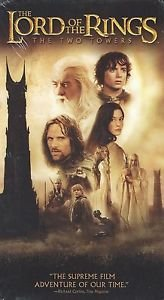 The Lord of the Rings: The Two Towers (VHS)