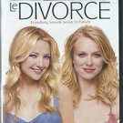 Le Divorce (DVD, Dual Side) Kate Hudson, Naomi Watts