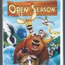 Open Season (VHS Animated) Martin Lawrence, Ashton Kutcher, Gary Sinise
