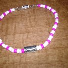 Long Bead Ankle Bracelet