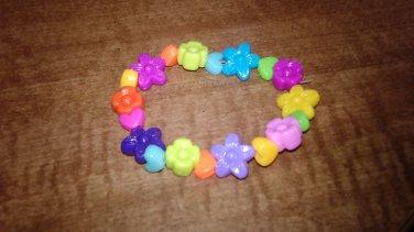 The Heart & Flower Bracelet