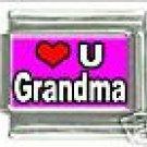 LOVE U GRANDMA
