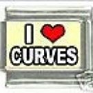 I LOVE CURVES