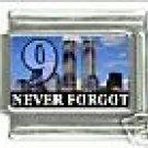 911 TWIN TOWERS CHARM