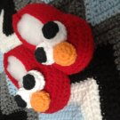 Elmo baby shoes