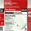 FREE S&H ! KIDDE FIRE SENTRY i9040 MICRO PROFILE IONIZATION SMOKE ALARM DETECTOR